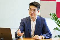 Willi Song, CEO společnosti Huawei pro ČR, SR a Rakousko