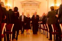 Prezident Miloš Zeman slaví šest let ve funkci.