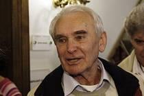 Herec Svatopluk Matyáš (na archivním snímku z 21. dubna 2005)