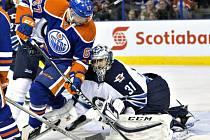 Ondřej Pavelec kapituloval v Edmontonu jen jednou a dovedl Winnipeg k cenné výhře.