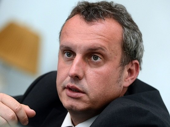 Diplomat Tomáš Pojar