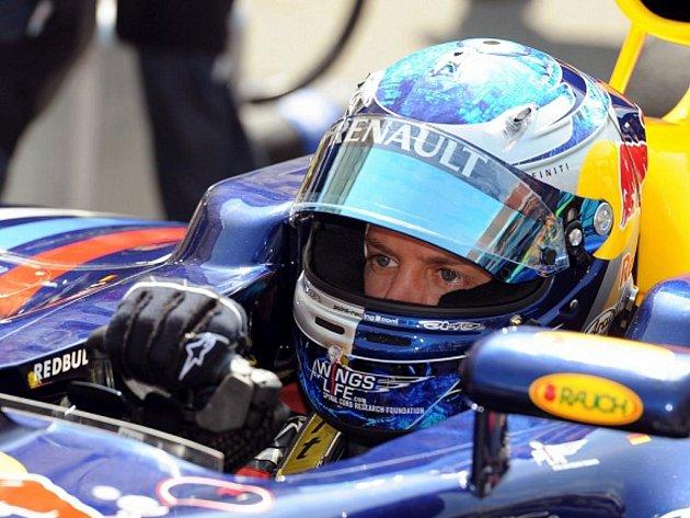 Sebastian Vettel vyhrál i v GP Turecka.