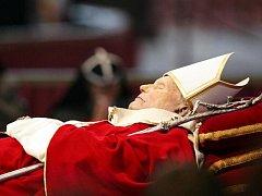 Zesnulý papež Jan Pavel II.