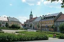 náměstí v Doksech
