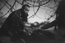 Vítězný snímek World Press Photo od Warrena Richardsona.