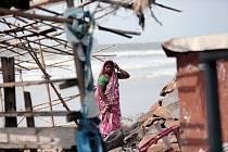 Indii a Bangladéš zasáhl cyklon Fani