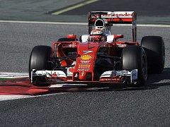 Na letošní slavnosti Legendy se představí i monopost Scuderia Ferrari F1.