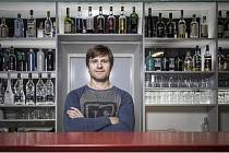 Filip Mach, provozovatel baru 2to2 v Ostravě