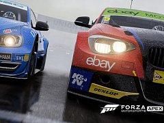 Počítačová hra Forza Motorsport 6: Apex.