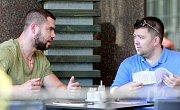 Hokejista Roman Polák se v rozhovoru pro Deníku rozpovídal o angažmá v Torontu, kauze Růžička i novém tetování.