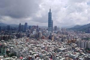Cesta na Tchaj-wan.