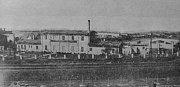 Továrna Vega v roce 1920