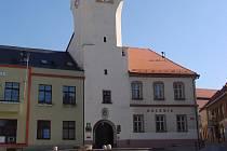 Infocentrum v Boskovicích.