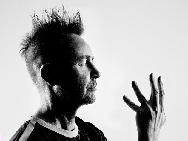 houslový virtuóz Nigel Kennedy