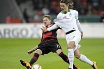 Brémy v poháru zaskočily Leverkusen