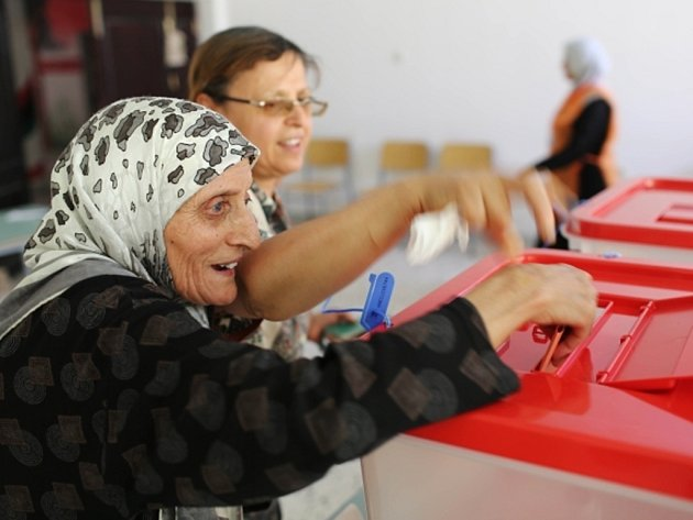 Volby v Libyi. Ilustrační foto.