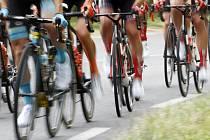Silniční cyklistika - ilustrační foto.