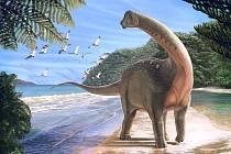 Mansourasaurus představuje chybějící článek v historii dinosaurů