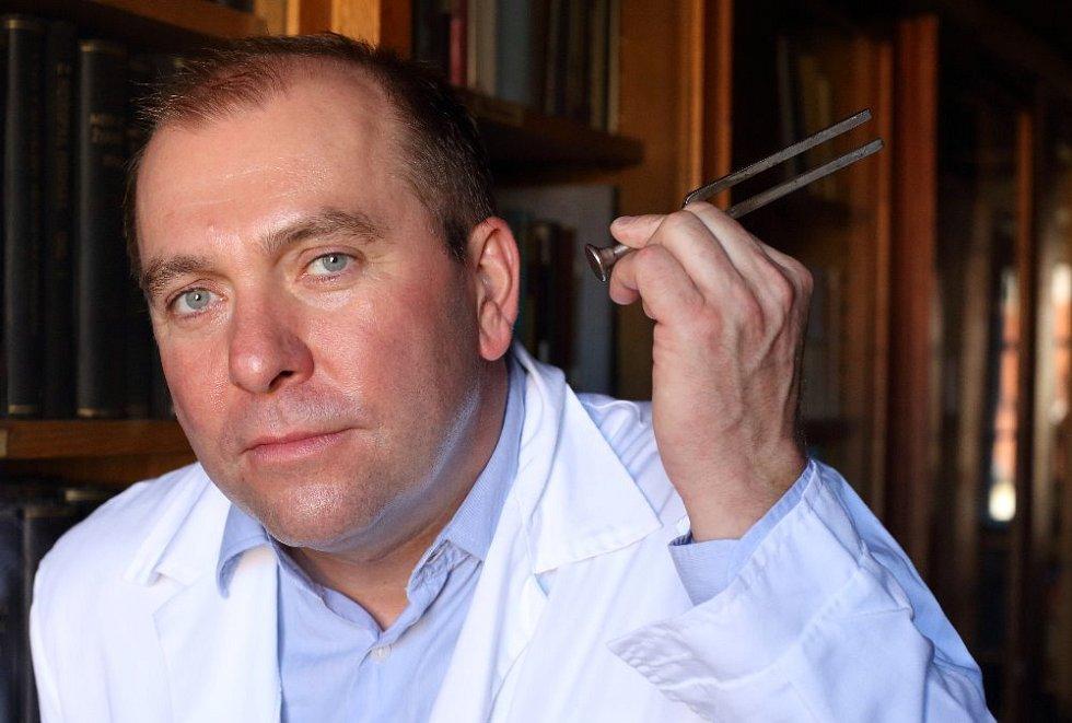 Martin Anders, přednosta Psychiatrické kliniky Všeobecné fakultní nemocnice (VFN) v Praze.