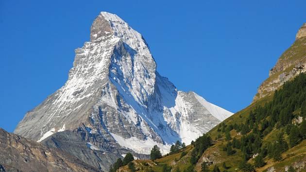 Mont Blanc. Ilustrační foto