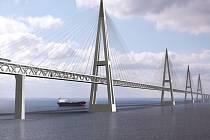 Budoucí nejdelší mostní konstrukce Evropy má spojit německý a dánský břeh Femanské úžiny. Z celkové délky 18 568 metrů bude zavěšeno 3208 metrů, zbytek mostovky má být položen na pylonech.