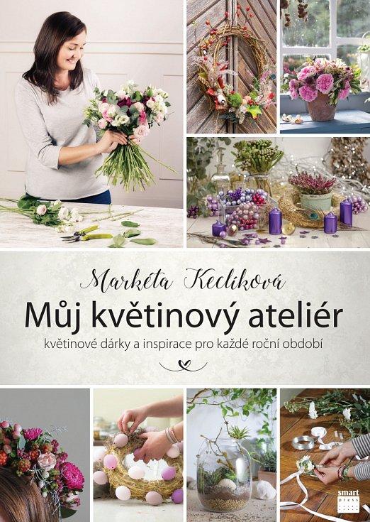 Kniha Můj květinový ateliér