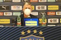 Itálie - Česko: Jaroslav Šilhavý na tiskové konferenci