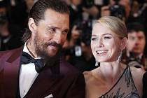 Matthew McConaughey a Naomi Watts.