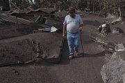 Výbuch sopky v Guatemale