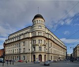 Krakovská hlavní pošta