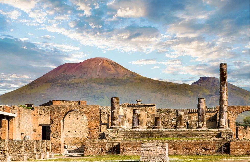 Starověké Pompeje