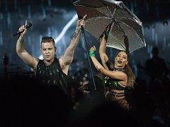 Koncert Robbieho Williamse, Letňany, 19.8.2017