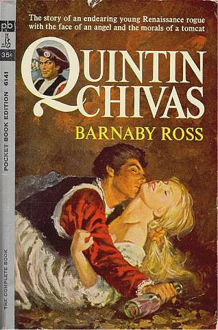 Dannay a Lee oživili pseudnym Barnaby Ross v sérii historických romancí