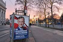 Značná část kampaně před nedělními prezidentskými volbami v Rakousku se vedla i na sociálních sítích.