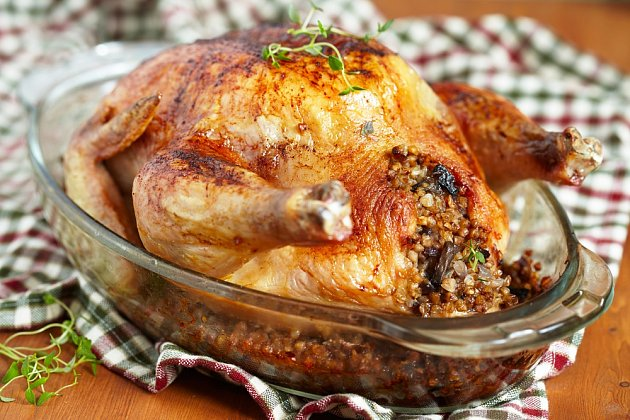 Kuře snádivkou