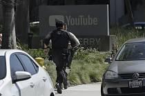 Sídlo YouTube ve městě San Bruno