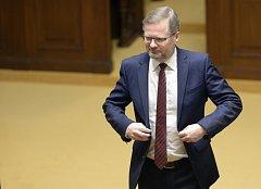 Petr Fiala z ODS neuspěl.