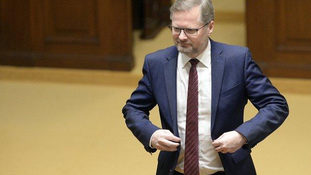 Poslanecká sněmovna volila své místopředsedy
