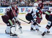 Tipsport extraliga hokej HC Sparta Praha : Pirati Chomutov foto CPA