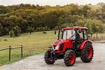 Zetor se snaží udržet na výsluní i pomocí nového traktoru Major HS 80