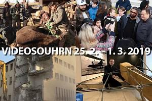 Videosouhrn 25. února až 1. března 2019