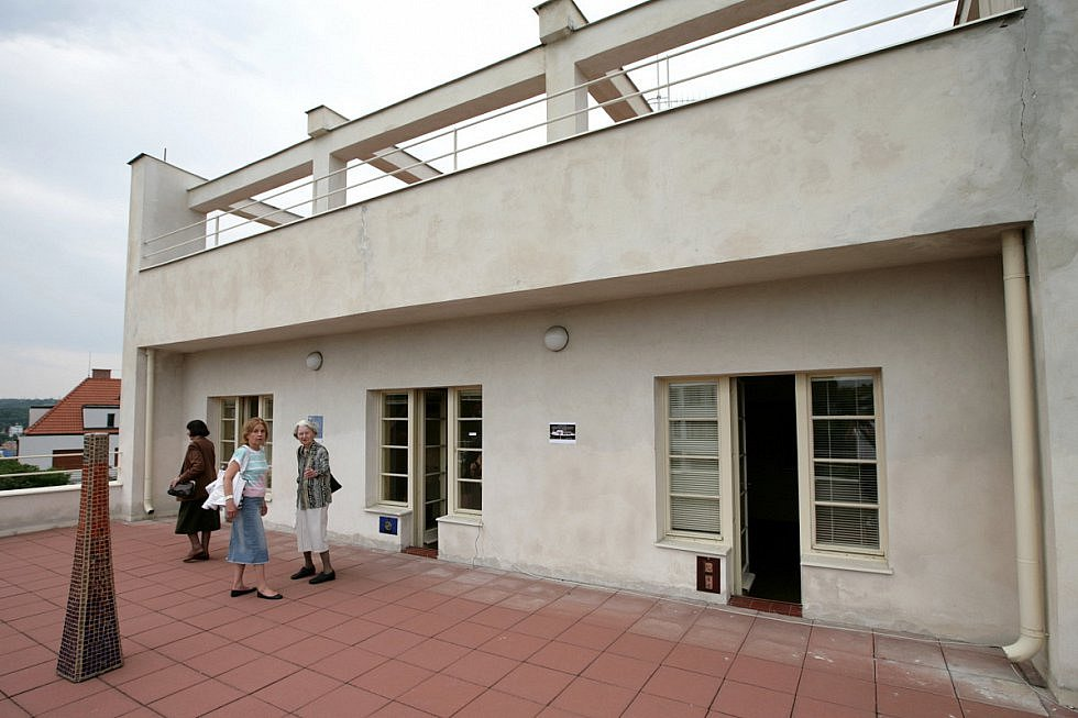 Winternitzova vila na Malvazinkách