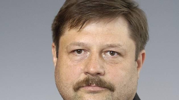 Poslanec Petr Wolf, bývalý člen ČSSD, nyní nezařazený