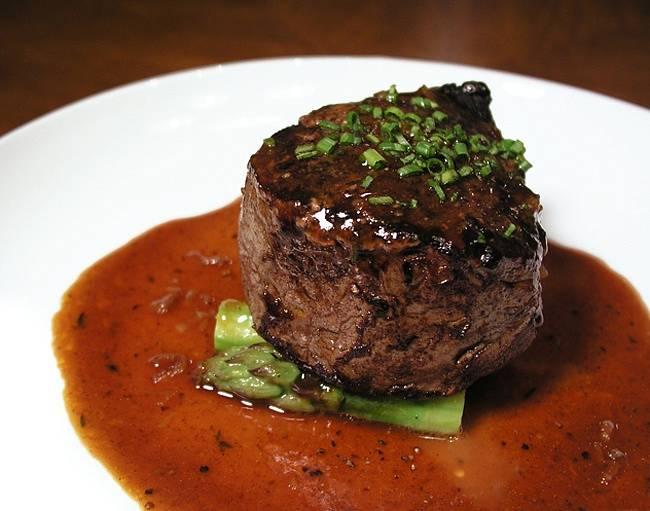 Zážitková gastronomie v restauraci hotelu Nebespán