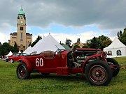 Mustangy v Praze oslavily padesátiny.