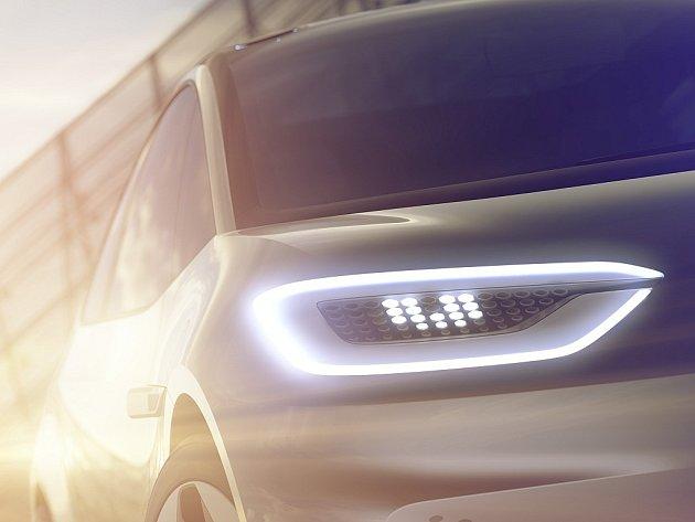 Volkswagen na autosalonu v Paříži představí koncept nového elektromobilu.