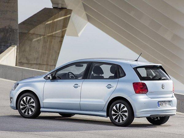 Volkswagen Polo TSI BlueMotion.