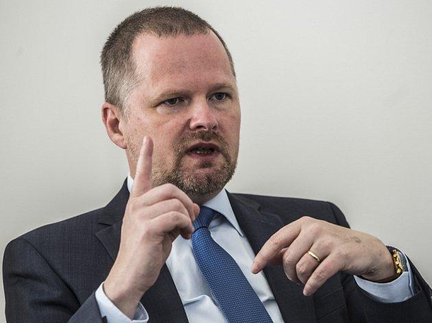 Petr Fiala, předseda ODS