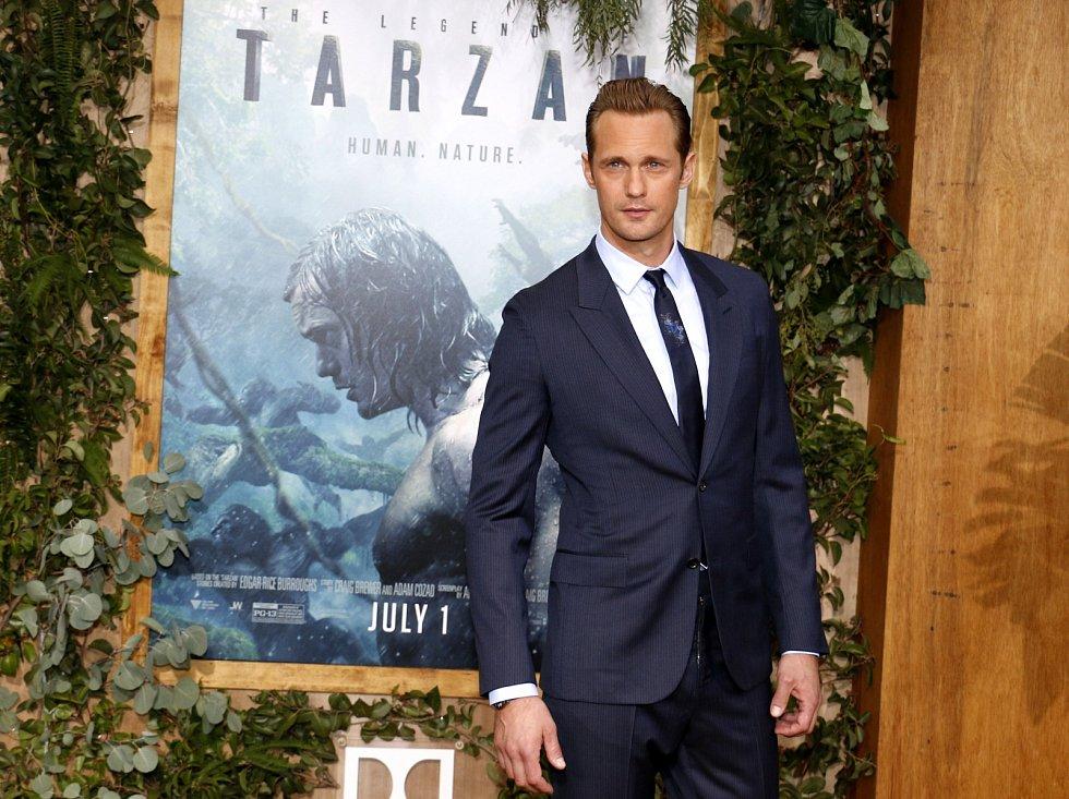 Alexander Skarsgård získal roli ve filmu Tarzan díky svému otřesnému zpěvu.