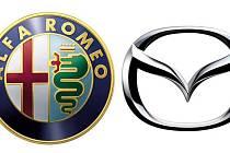 Alfa Romeo a Mazda budou spolupracovat.